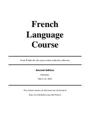 French_Language_Course