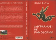onfray, michel - antimanuel de philosophie