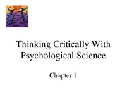 students.CH 1. What is Psych. Fall 2013