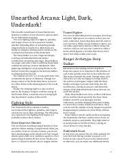 UA Waterborne Adventures pdf - Unearthed Arcana Waterborne
