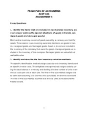 revenue recognition 3 essay Free revenue recognition papers, essays, and research papers.