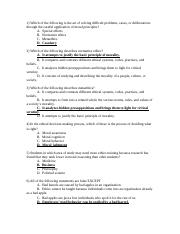MGT216 Final EXAM- 24 questions - Sample 4.doc