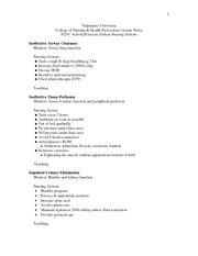 lecture notes iimmobility nursing care