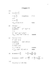 analytic mechanics 7E ch11