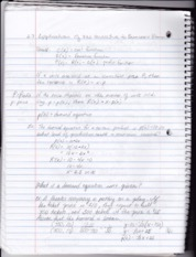 MATH221 Section 2.7 Notes