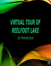 Virtual Tour of Reelfoot lake.pptx