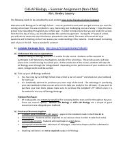 AP Bio - CHS Summer Assignment - Lowery.pdf