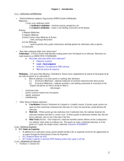 Intl Arbitration Outline[1]