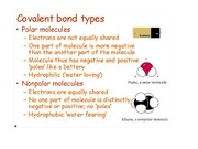 Lecture on Covalent Bonds  Lewis-VSEPR Structures