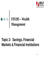 Topic_2_-_Savings_financial_market_and_financial_institutions.ppt