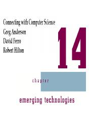 Chapter14_Emerging Technologies