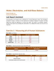 Water Electrolytes and Acid-Base Balance.docx