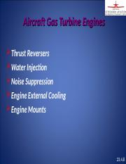 (h) Reversers, Water Inj., Noise, Ext. Cooling, Eng. Mount.ppt