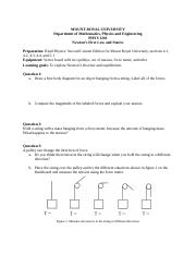 Labatorial 5-Newton's First law and Statics(1).docx