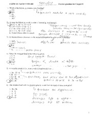 Chapter 8_Practice Questions_Solution