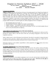 Furgason - English 11 Honors Syllabus 2017-18 rev student.doc