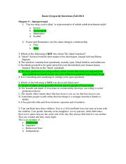 Exam 2 Jeopardy Questions_Fall 2013
