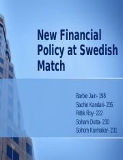 296317389-New-Financial-Policy-at-Swedish-Match.pptx