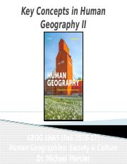 GEOG 1HA3 - Fall 2016 - Lecture 03 - Key Concepts in Human Geography II - student-A2L
