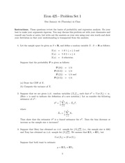 Econ425-Assignment 1-Jan. 17, 2014