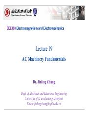 EEE108 Lectures19_ AC_Machinery_Fundamentals_Upload