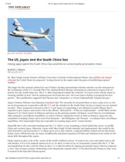 0208 The US, Japan and the South China Sea _ The Diplomat NP.pdf