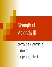 SMT 311 T - Lecture 1 Temperature effects in bars(8)