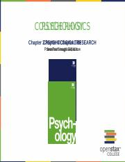 OpenStax_Psychology_CH02 Research Methods