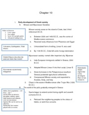 Ch. 10 Outline Teacher
