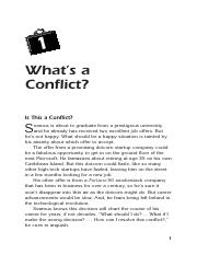 Mcgraw-Hill - Briefcase Books - Conflict Resolution