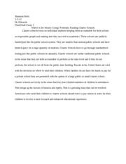 compare contrast essay public schools private schools