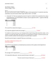 Quantitative Analysis midterm1 F16A key