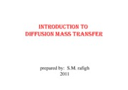 Microsoft PowerPoint - Intoduction to Diffusion Mass Transfer1