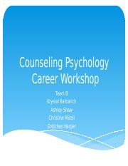 Counseling_Psychology_Workshop_Presentation_Team_B