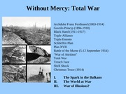 Without Mercy Total War