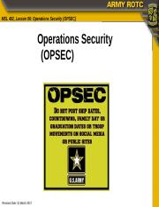 MSL402L06 Operations Security (OPSEC).pptx