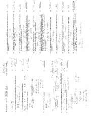 Ch.8 Practice Test Solutions