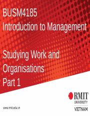 4. Studying Work and Organisations.pptx