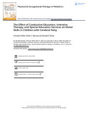 The-Effect-of-Conductive-Education-Intensive-Therapy-and-Special-Education-Services-on-Motor-Skills-