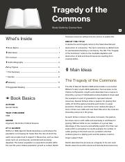 Tragedy of the Commons Study Guide.pdf