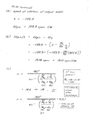 MIE301 - Chapter 7 - Solutions
