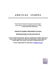 American_studies-info_session