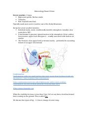Meteorology Exam 2 Notes.docx