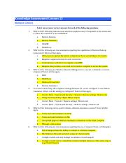 NOS 130-Lesson 12 Knowledge Assessment-Blank.docx