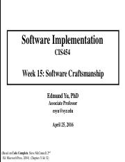 CIS454SoftwareCraftmanship.pdf