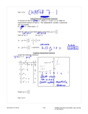mat056 notes #22 exponentials, logs, and trig 5-1-2015