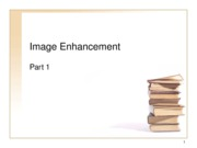 Image Enhancement -Part 1