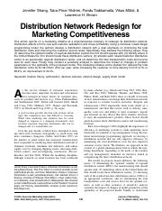 8. Distribution Network Redesign for Marketing Competitiveness.pdf