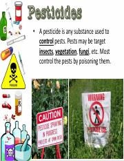 Notes_Toxicology Part 3_Pesticides and Heavy Metals.pdf