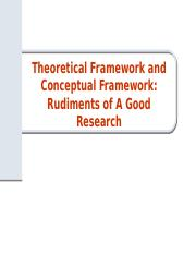 1st THEORETICAL AND CONCEPTUAL FRAMEWORKS (2).ppt